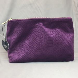 Imoshion Purple Cosmetic Bag